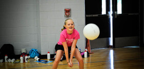 Volleyball Camp 2012