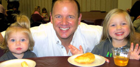 Weekday Ministries Donuts for Dads - 2012
