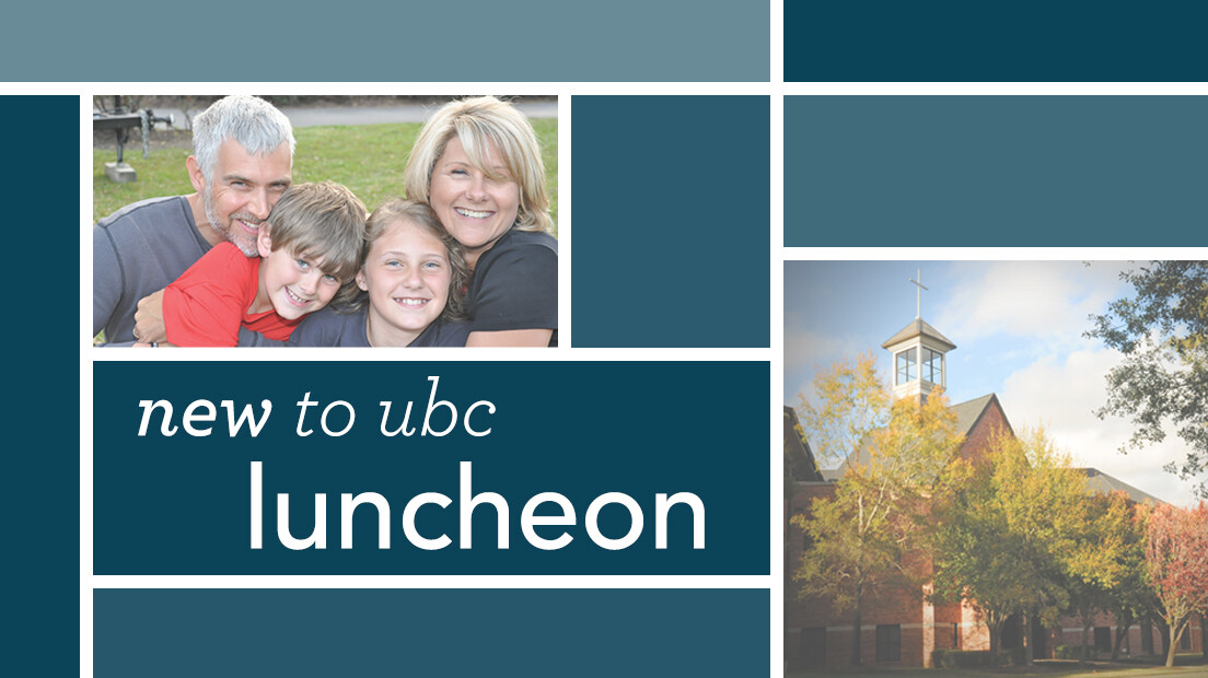 New to UBC Luncheon