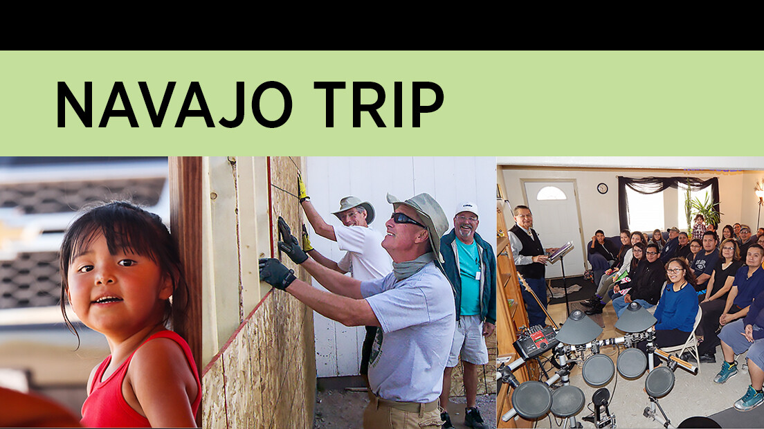 Navajo Serving Trip