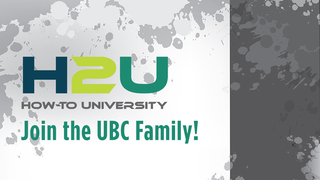 How To...Join the UBC Family
