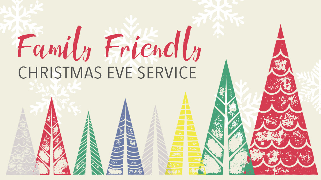 Christmas Eve In Spanish.Christmas Eve Family Friendly Service 5 30pm English