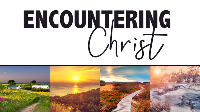 Encountering the Christ of Peace