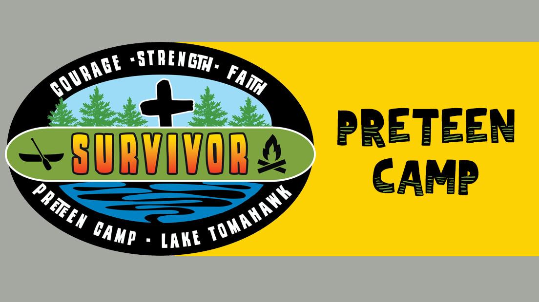 Preteen Camp 2018