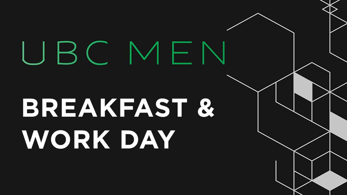 Men's Breakfast & Workday