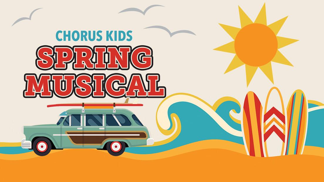 Chorus Kids Spring Concert