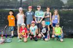 2018 Sports Camp Tennis 10