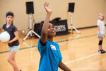 2018 Sports Camp Volleyball 4