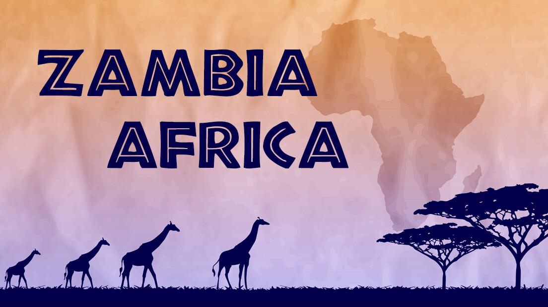 Zambia Africa Serving Trip