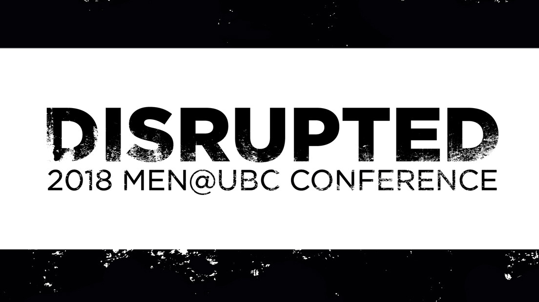 2018 Men@UBC Conference