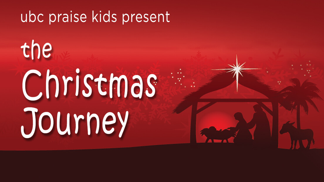 Praise Kids Choir Christmas Concert
