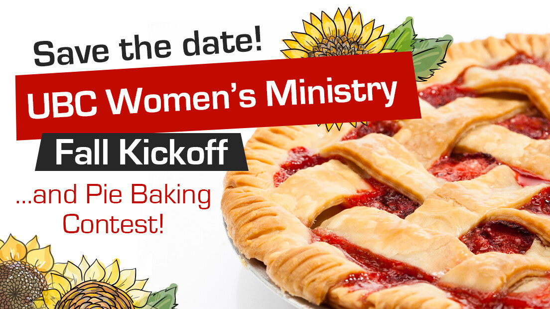 Women's Ministry Fall Kickoff