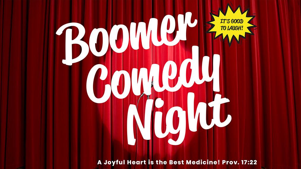 Boomer Comedy Night