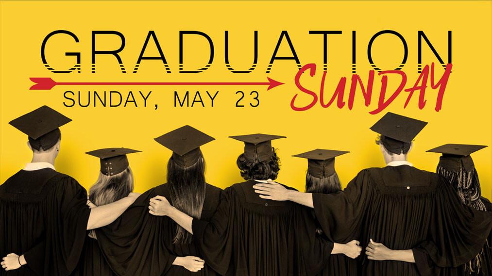 Senior Graduation Sunday