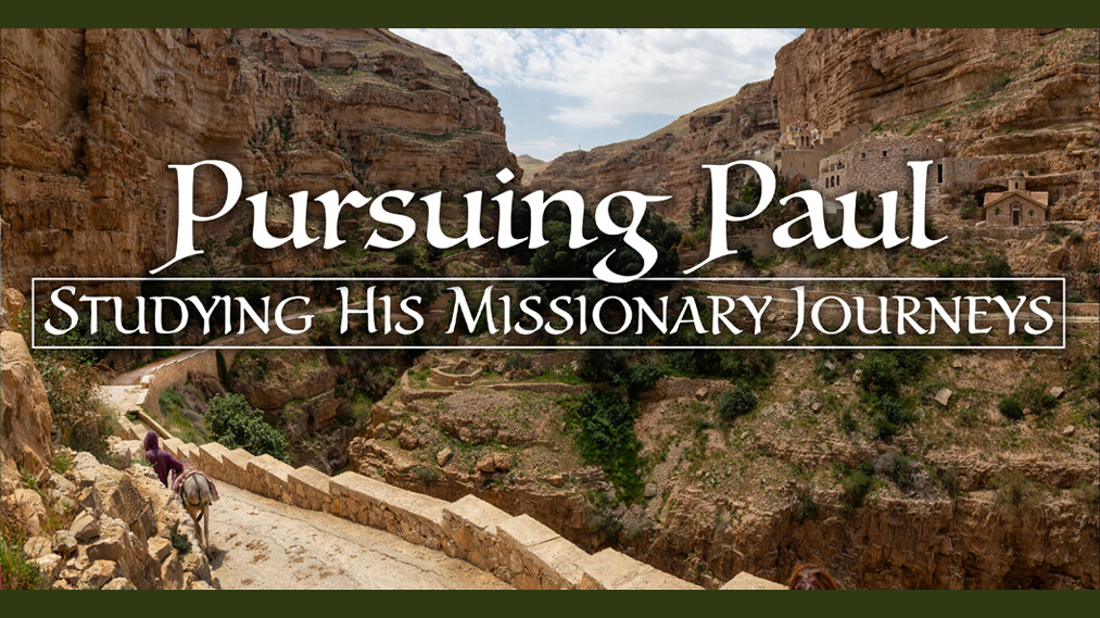 Pastors' Bible Study