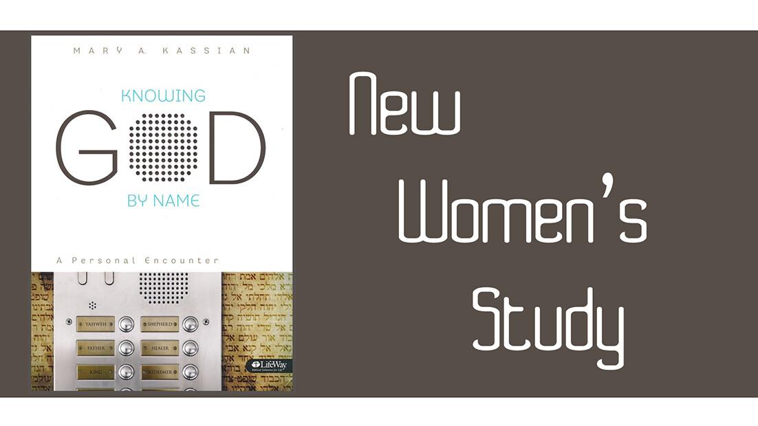 New Women's Thursday Morning Study
